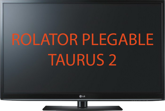 ROLATOR PLEGABLE TAURUS 2